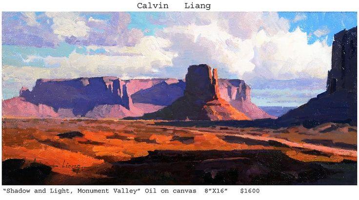 Painting Of Light Artist
