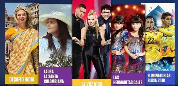 CARACOL TELEVISIÓN fue el canal preferido por los colombianos en 2015 | El ExtraMedios