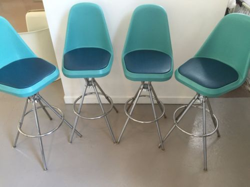 12 Best Images About Mid Century Bar Stools On Pinterest