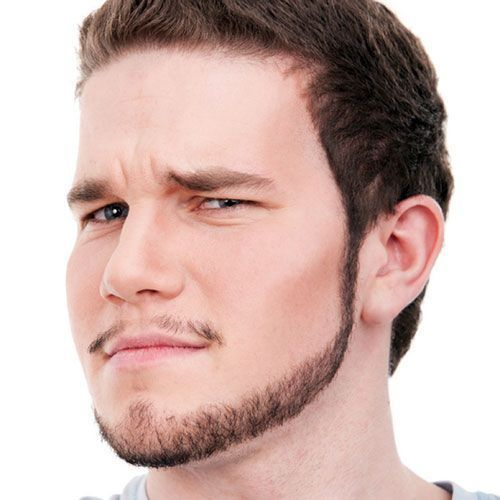 Facial Hair and Beard Styles, Gallery 3: Thick Chin Strap