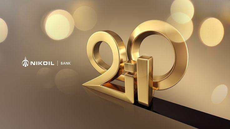 Nikoil Bank - Twentieth anniversary on Behance