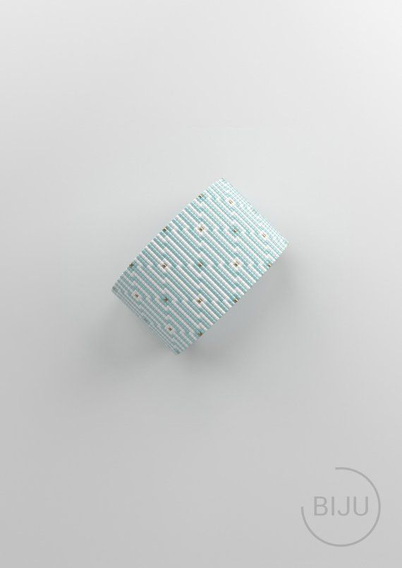 c25cfa6f8460 Loom bracelet pattern, loom pattern, miyuki pattern, square stitch ...