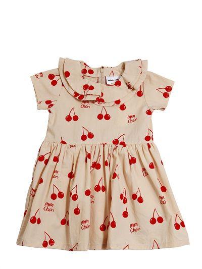 cherry dress- too cute