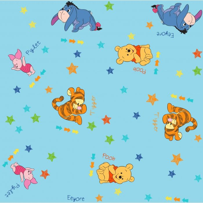 Παιδικές μοκέτες Baby Winnie.- Vasilas Home