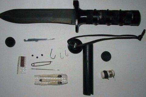 Нож для выживания?