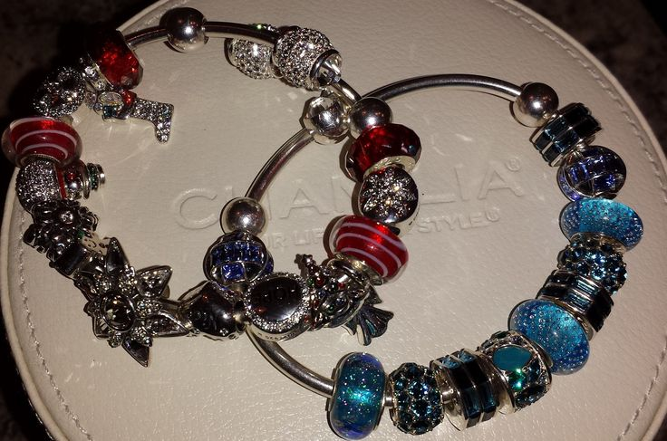 Chamilia Jewellery, Beads and Charms - an excellent way to express your personal style  www.expressionsbygigi.com
