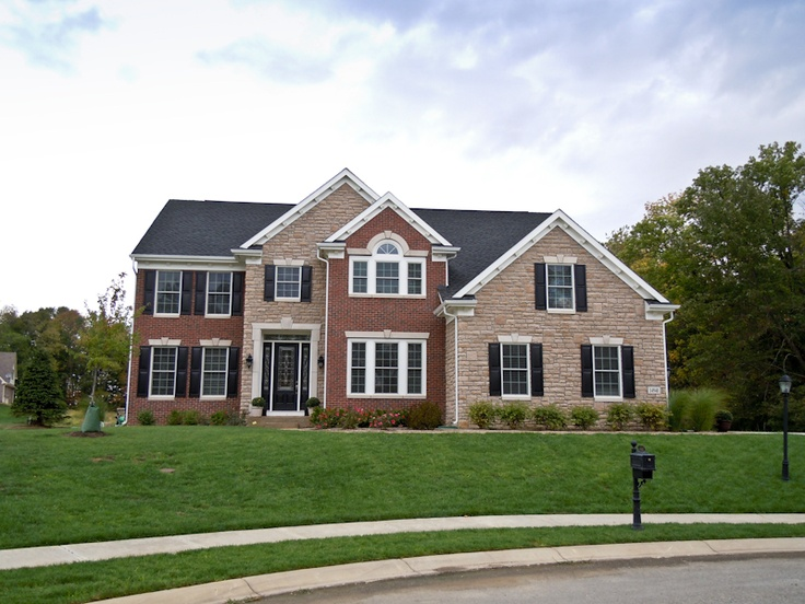 152 best production home builders in central ohio images for Central ohio home builders
