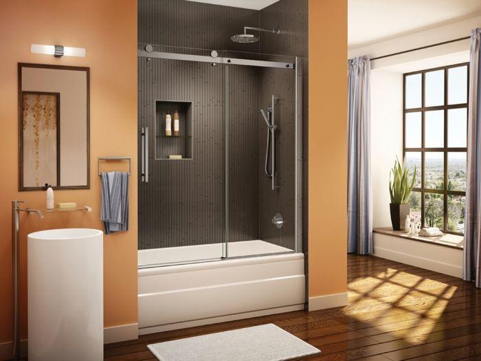 Die besten 25+ Luxus badewanne Ideen auf Pinterest Freistehende