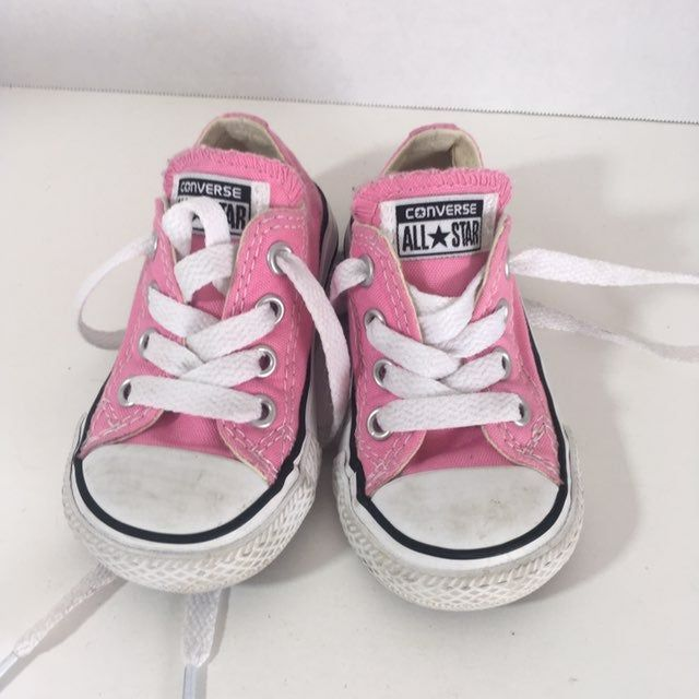 Girls pink shoes, Toddler shoes