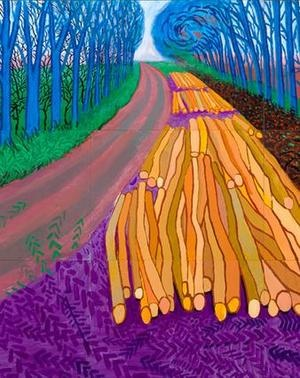 david-hockney  Saw his exhibition in Koln, Germany. Really impressive and inspiring.