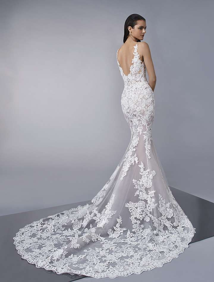 6896b2485 Enzoani Mia | Koonings bruid & bruidegom | Lindo vestidos d Novia in ...