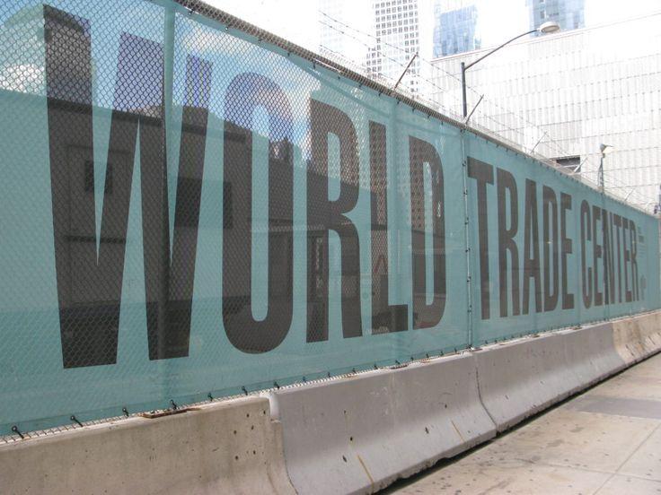 The road to New York -8- 9/11, Trump en zere voeten