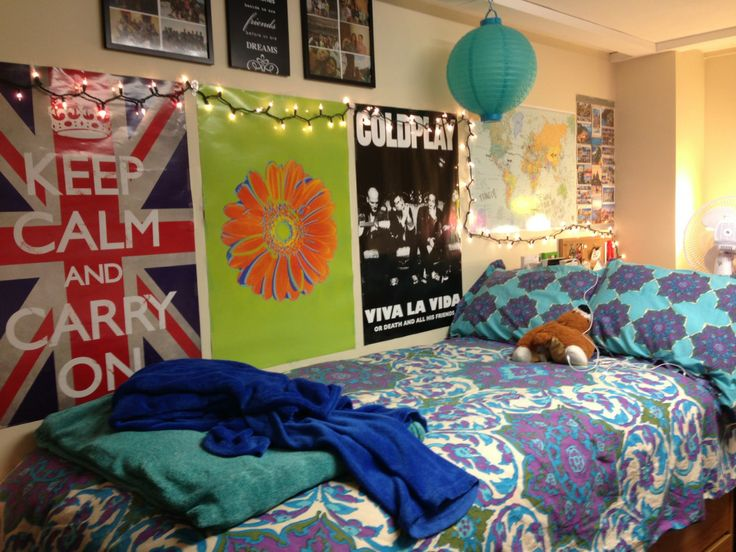 College Loft Bed Ideas