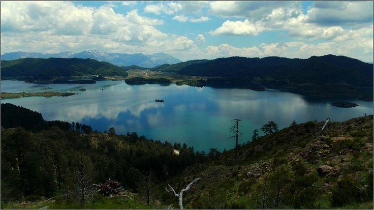 Aoos Lake by George Kotanitsis on 500px