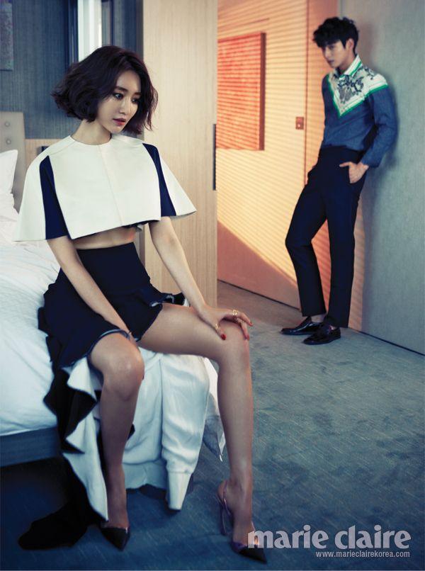 [OFFICIAL] 2AM's JinWoon & Go Joon Hee – Marie Claire Magazine, June 2013 ©MARIE CLAIRE MAGAZINE http://www.marieclairekorea.com
