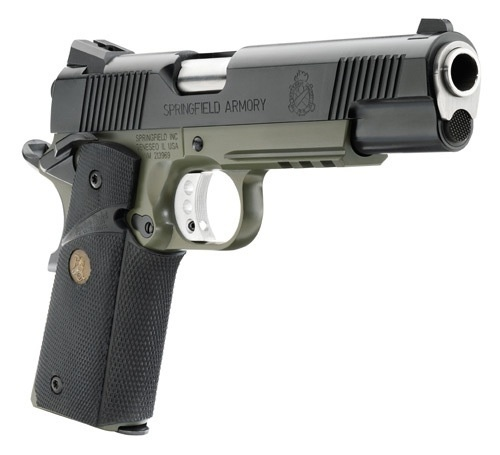 next gun i want...itll even match my current XDM40, the Springfield Armory Operator MC 1911