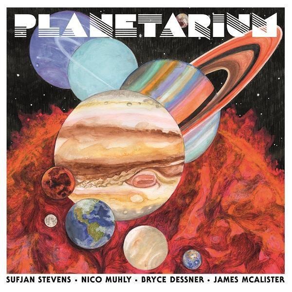 Ian- new sufjan stevens CD, Planetarium
