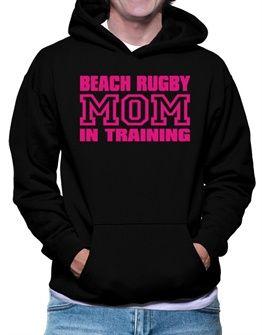 Beach Rugby Mom In Training