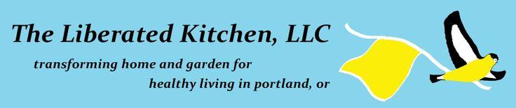 Ridding the kitchen of gluten--wow.