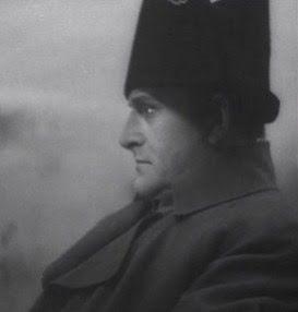 """Semen Mezhinsky (Semyon Měžinskij) ha interpretato Napoleone nel film """"Kutuzov nel 1944"""