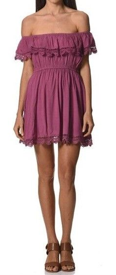 Peasent Dress with Lace Trim $29  size sml  $29