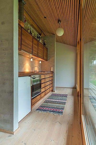 RobinHus - Sommerhus i Sejerø sælges : Luksus fritidshus i 1. række