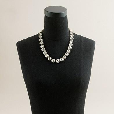 JCrew Crystal Venus necklaceSilver Necklaces, Crystals Venus, Flytrap Necklaces, Jewelry Necklaces, Venus Flytrap, J Crew, Crew Necklaces, Costumes Jewelry, Jcrew