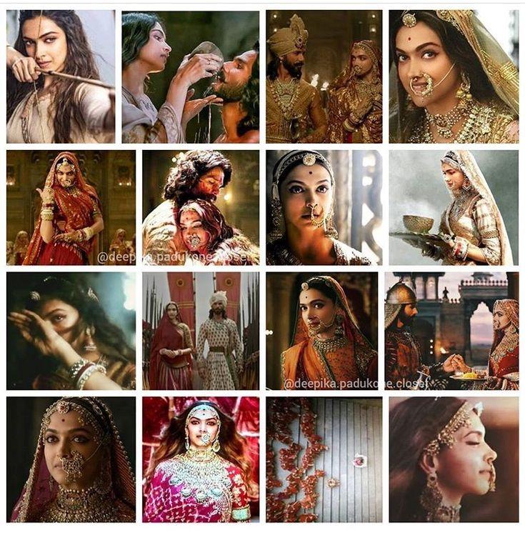 This is incredible! Deepika padukone as Rani Padmini aka Ranisa in Padmaavath.