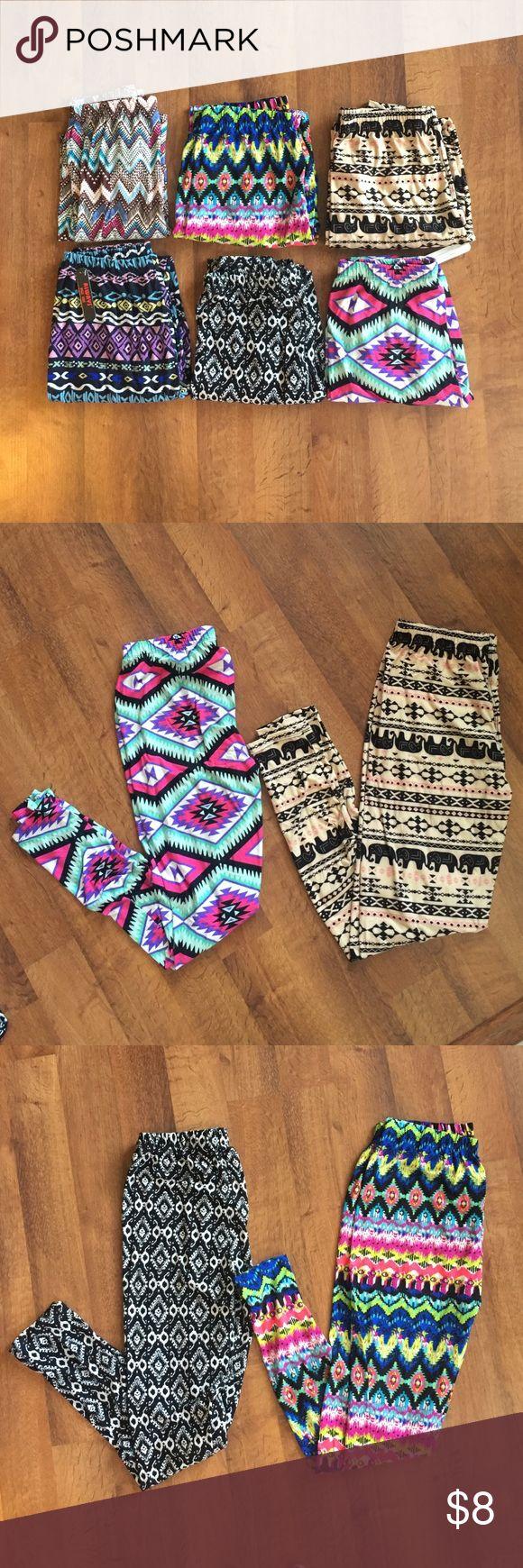 Plus Size Leggings One size (plus size) sizes 12-20. 2 for $15 Pants Leggings