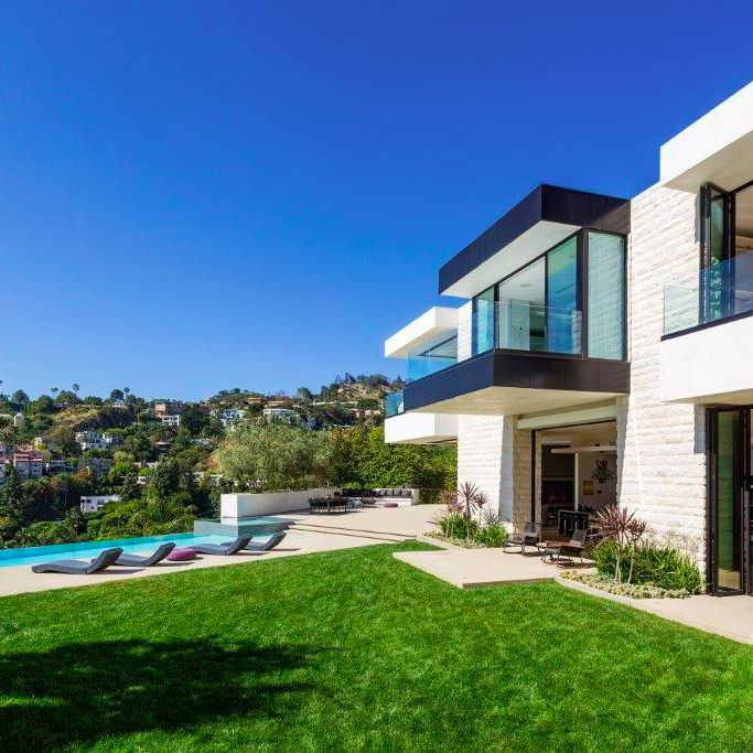 Modern Homes Los Angeles California: 1000+ Images About Modern Mansion At 9133 Oriole Way, Los