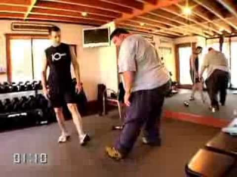 Free Workout for Obese / Overweight from Beachfitrob com and