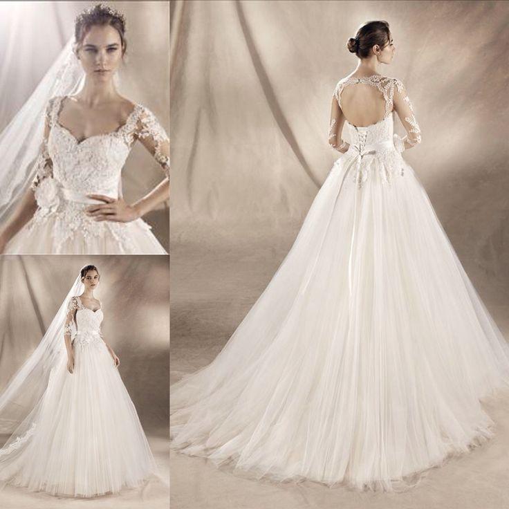 #Bruidsjapon #bruidsjaponnen #trouwjurk #trouwjurken #weddingdress #White One #Pronovias #bruidsboetiek #bruidswinkel #trouwjapon #trouwjaponnen