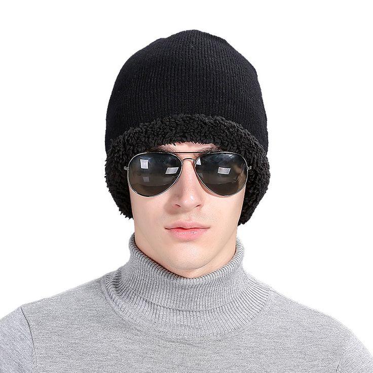 $8.58 (Buy here: https://alitems.com/g/1e8d114494ebda23ff8b16525dc3e8/?i=5&ulp=https%3A%2F%2Fwww.aliexpress.com%2Fitem%2F2016-Men-Winter-Hat-Beanie-Mens-Winter-Hats-For-Women-Outdoor-Warm-Baggy-Wool-Plus-Cashmere%2F32755439767.html ) 2016 Men Winter Hat Beanie Mens Winter Hats For Women Outdoor Warm Baggy Wool Plus Cashmere Knitted Cap Gorro Bonnet Femme for just $8.58