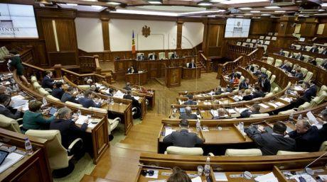 Proiectul de lege pentru modificarea Constituției Republicii Moldova, inclus pe pe agenda Parlamentului