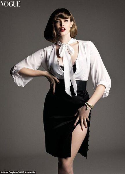 人気モデルのロビン・ローリー♡ドーリィな雰囲気もステキ♡