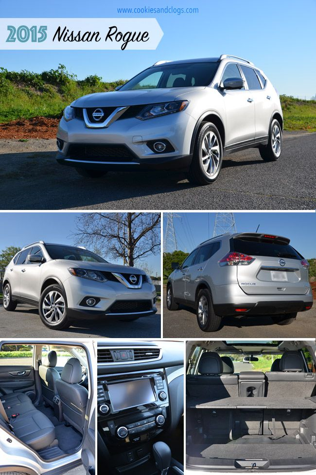 2015 nissan rogue a perfectly sized cuv but sweet. Black Bedroom Furniture Sets. Home Design Ideas