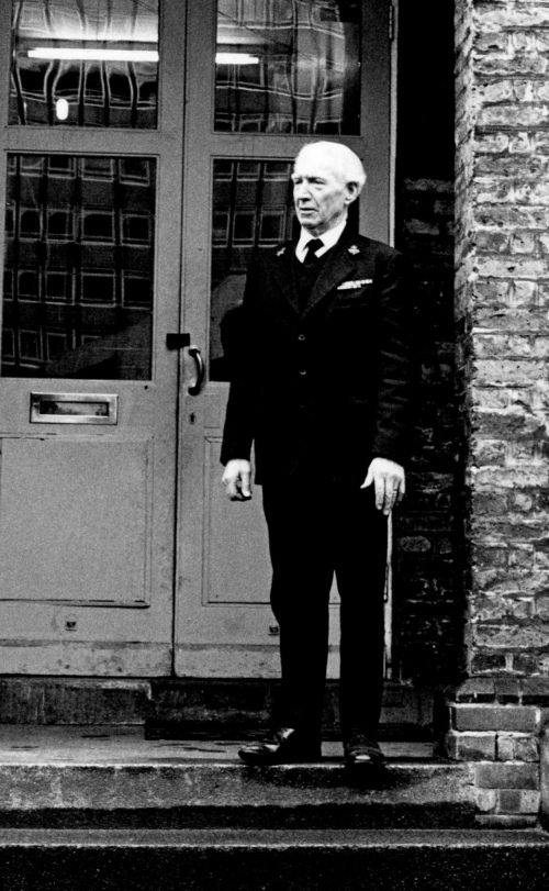 Bill Collins school caretaker