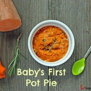 Baby's First Pot Pie
