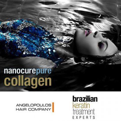 Αναζωογονήστε τα μαλλιά σας με κολλαγόνο! Τα κομμωτήρια ANGELOPOULOS HAIR COMPANY βρήκαν την απόλυτη θεραπεία για κάθε γυναίκα, για να απόκτησει τη φωτεινότητα, την αφή και τη λάμψη ενός νεανικού τύπου μαλλιών.