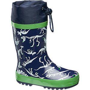 #Schuhe günstig kaufen | Cortina #Gummistiefel blau für #Kinder