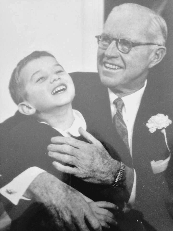 Robert F. Kennedy Jr. with his grandfather Joseph P. Kennedy Sr.♡❤❤❤♡❤♡❤❤❤♡ http://en.wikipedia.org/wiki/Joseph_P._Kennedy,_Sr. http://en.wikipedia.org/wiki/Robert_F._Kennedy,_Jr.