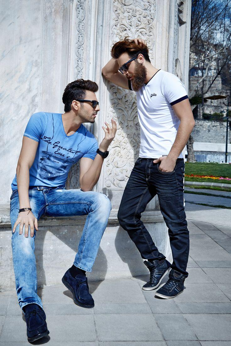 liwali Мужские футболки