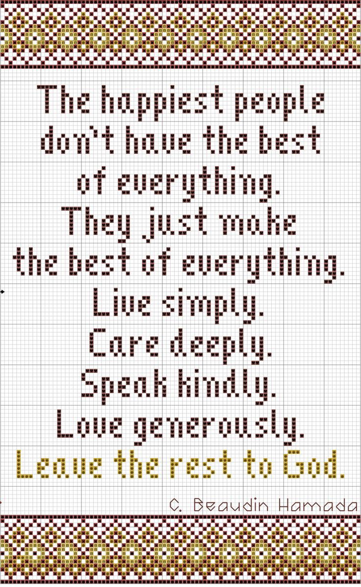 Freebie ~ Carolyn's Quote Sampler
