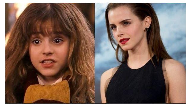 Mi blog de noticias: Cómo El Elenco De Harry Potter Ha Envejecido Es Si...