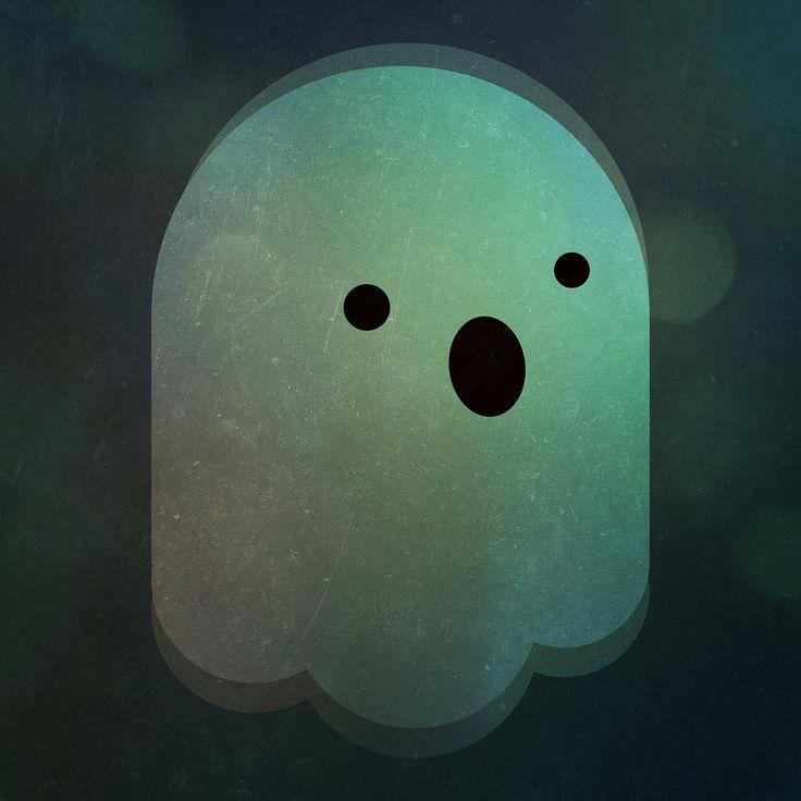 Boo!  #ghost #halloween #assemblyapp #mexturesapp