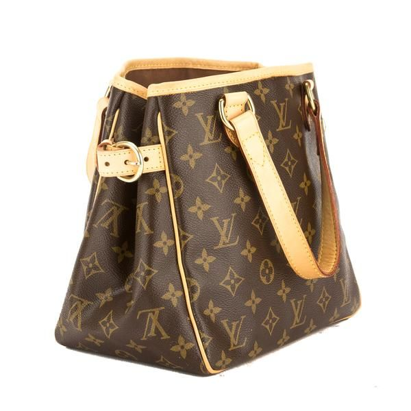 b2076230ccf1 Louis Vuitton Monogram Canvas Batignolles Vertical Bag (Pre Owned) -  3677023   LuxeDH