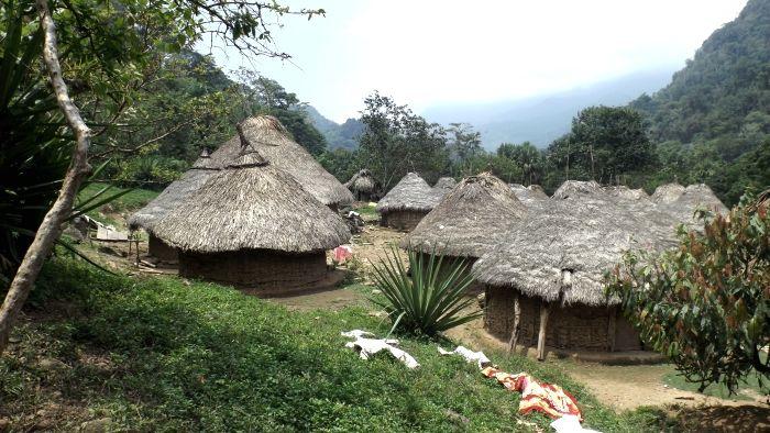 Pueblo Kogui - el corazón del mundo. magictourcolombia.com #wetakeyouthere