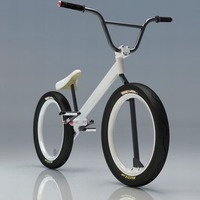 Real man's cool bicycle by Kitten |Gadgetsin