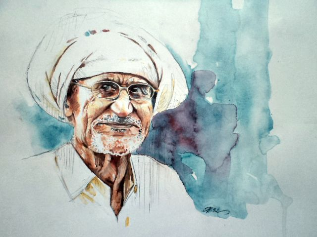 Watercolour And Drawings by Mithil Thaker