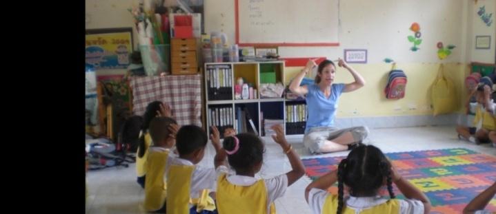 Teach English to children in Ao Luk